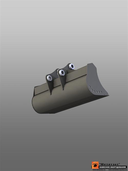 Ковш планировочный для JCB JS220 1800 мм (0,6 куб. метра) - фото 11252