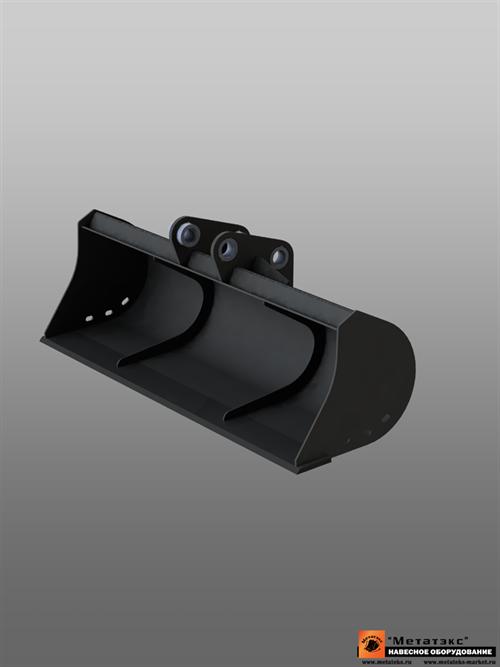 Ковш планировочный для Komatsu PC30-PC38 (1000 мм) - фото 21558