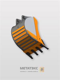 Ковш универсальный для JCB 3CX (600 мм)