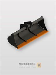 Ковш планировочный для JCB 3CX 1600 мм (0,3 куб. метра)