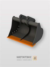 Ковш планировочный для JCB 4CX 1200 мм (0,2 куб. метра)